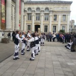 Dancing at the Ashmolean