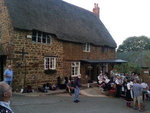 The Stags Head, Swalcliffe.